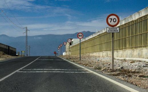 Autofahren in Andalusien Titel