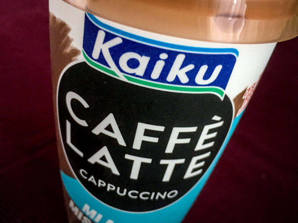 Missing Things Caffe Latte