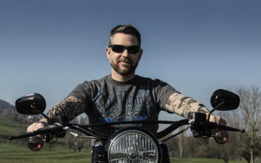 Mit der Harley nach Spanien Teil 2 - Die Reparatur Titel