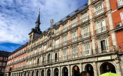 Wochenende in Madrid